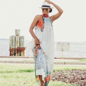 c6d60a02f9e7 Anthropologie Dresses - HTF NWT ANTHROPOLOGIE Bhanuni Marilla Maxi Dress